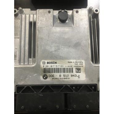 Bmw 3.18 Motor Beyini - 0281017517 - DDE8512043