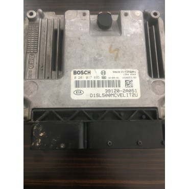 Kia Sportage Motor Beyini - 0281017695 - 39120-2A051