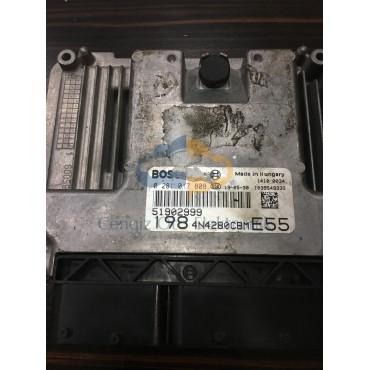 Fiat Bravo 1.6 Motor Beyini - 0281017808 - 51902999