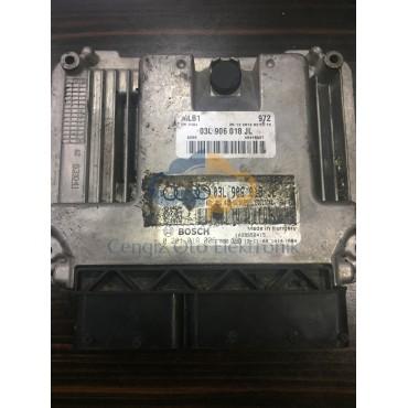 Audi Motor Beyini - 0281019006 - 03L906018JL