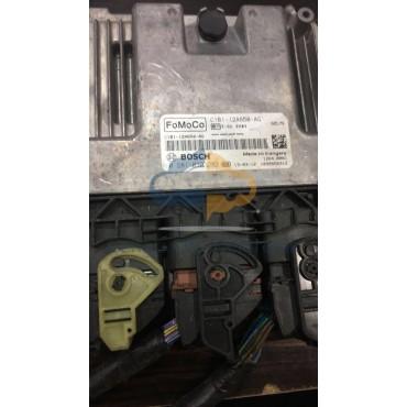 Ford Fiesta Motor Beyini - 0281030282 - C1B112A650AG