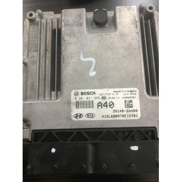 Hyundai İ30 Motor Beyini - 0281031888 - 39140-2A400