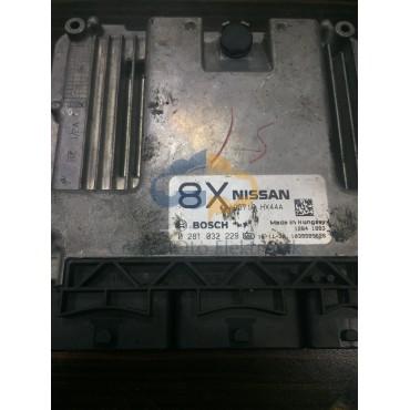 Nissan Qashqai 1.6 Motor Beyini - 0281032229 - 23710 - HX44A
