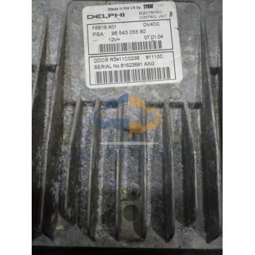 9654305580 - F6B19A01 - DDCR
