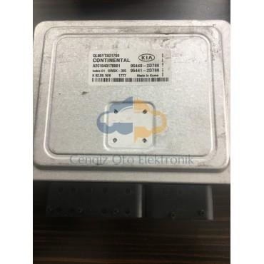 Kia Sportage Otomatik Şanzıman Beyini - 95440-2D780 - 95441-2D780 - A2C1043170001