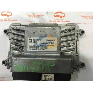 Chevrolet - 25190275 - 5WY1K92B - D52