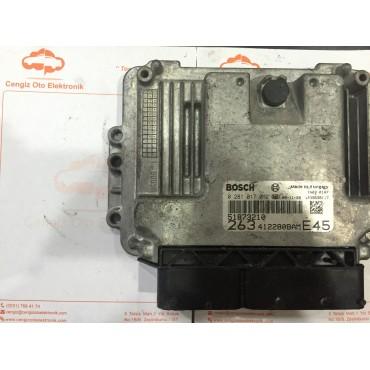 Fiat Doblo 1.6 JTD Motor Beyini - 0281017012 - 51873210